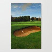 East Brighton Golf Course Canvas Print