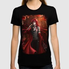 Grell Sutcliff Womens Fitted Tee Black SMALL