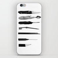 Prison Shanks iPhone & iPod Skin