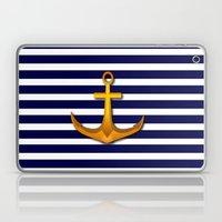 Marine Laptop & iPad Skin
