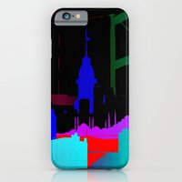 iPhone & iPod Case featuring Istanbul by Duru Eksioglu