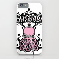 Oh Crab! (patterned) iPhone 6 Slim Case