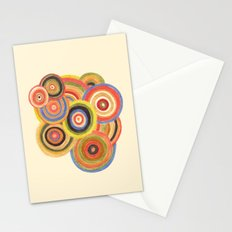 Swirling Desires Stationery Cards