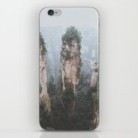 Zhangjiejia National Forest Park iPhone & iPod Skin