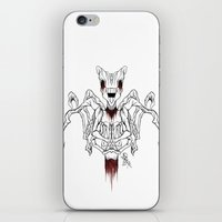Pray Harder iPhone & iPod Skin