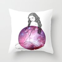 We Are All Made Of Stard… Throw Pillow