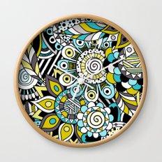 Anya Wall Clock