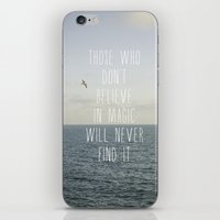 Those Who Don't Believe.… iPhone & iPod Skin