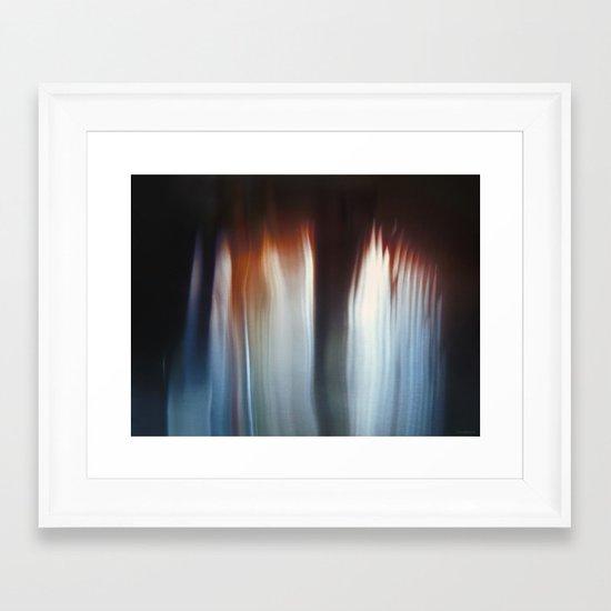 Some Waves Are.. Framed Art Print