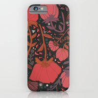 iPhone & iPod Case featuring Nature number 2. by Jo Cheung Illustration