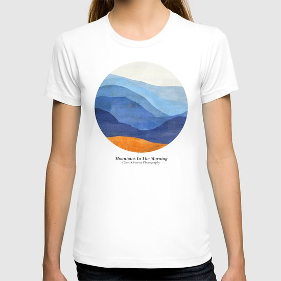 Mountains in the Morning T-shirt