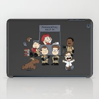 The Busters Are In! iPad Case
