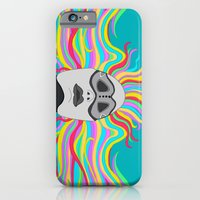 iPhone & iPod Case featuring Color Flow by selinabetts