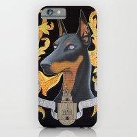 doberman - Vera iPhone 6 Slim Case