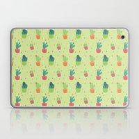 Cactus Party Pattern Laptop & iPad Skin