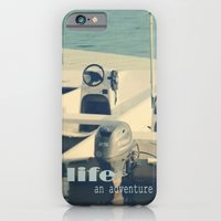 Life Is An Adventure iPhone 6 Slim Case