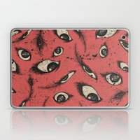 Pink Eye Laptop & iPad Skin