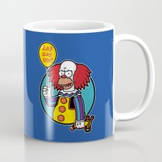 Krustywise the Clown Mug