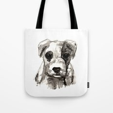 Puppy  Tote Bag
