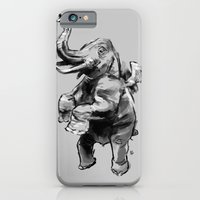 iPhone & iPod Case featuring Fly Heavy by Luis Dourado
