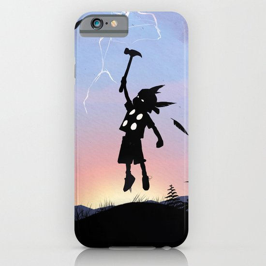 Thor Kid iPhone & iPod Case