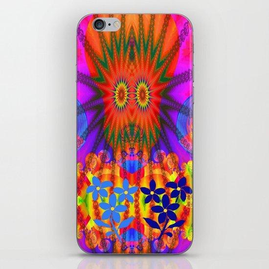 Summer Joy iPhone & iPod Skin