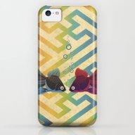You & Me Both iPhone 5c Slim Case