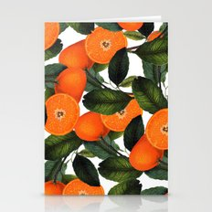 The Forbidden Orange #society6 #decor #buyart Stationery Cards