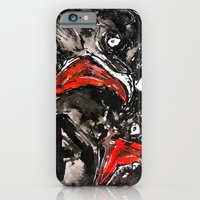 Crow Mouth iPhone 6 Slim Case
