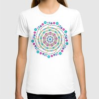 Chemistry Fun Womens Fitted Tee White SMALL
