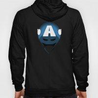 The Cowl: Captain America Hoody