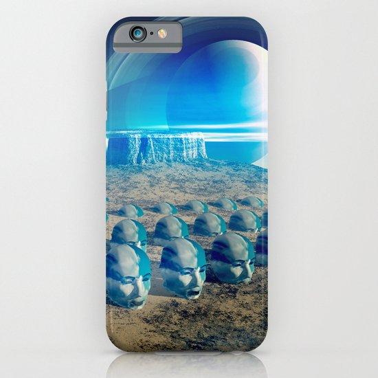 yellow desert iPhone & iPod Case