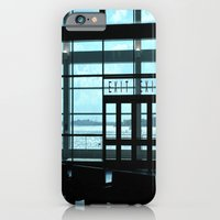iPhone & iPod Case featuring Exits by Joëlle Tahindro