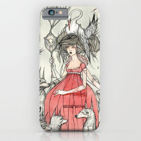 St. Bride iPhone & iPod Case