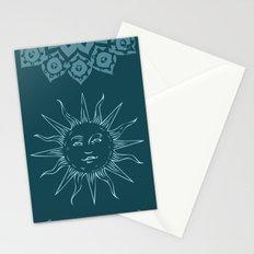 Sinshine pattern Stationery Cards