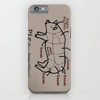 Bacon LOver iPhone 6 Slim Case