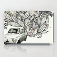 Toot iPad Case