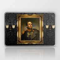 Nicolas Cage - Replacefa… Laptop & iPad Skin