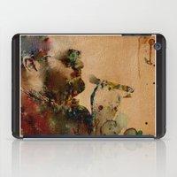 The Cigar Smoker iPad Case