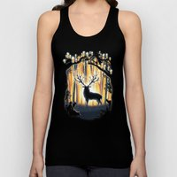 Master of the Forest Unisex Tank Top