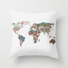 Louis Armstrong Told Us … Throw Pillow