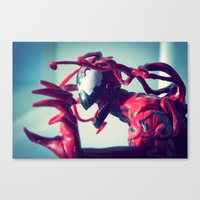 I am the ultimate insanity! Canvas Print