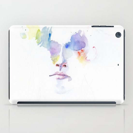headlights eyes iPad Case