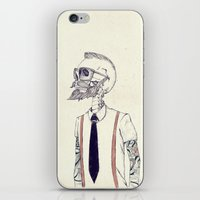 The Gentleman Becomes A … iPhone & iPod Skin