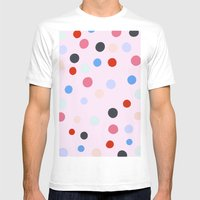 Fourteen  Mens Fitted Tee White SMALL