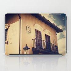 Little Italy iPad Case