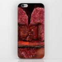 Deepheart iPhone & iPod Skin