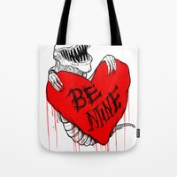 Bursting with Love Tote Bag