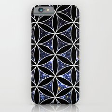 Flower of life in the space Slim Case iPhone 6s