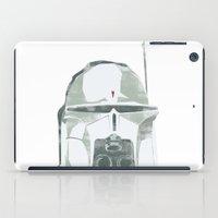 Ralph McQuarrie concept Boba Fett iPad Case
